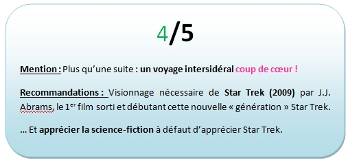 Avis Star Trek Into Darkness