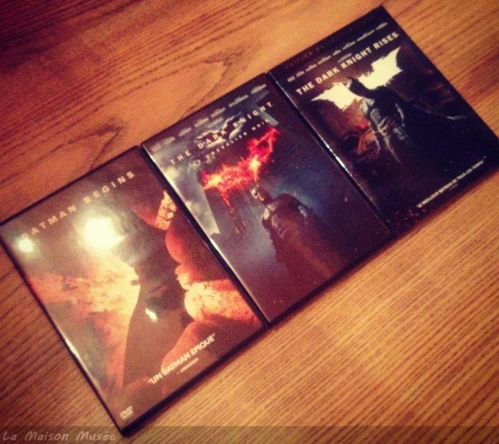 Batman Nolan Trilogie