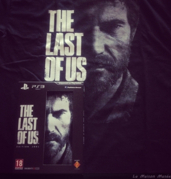 Collectors Edition Last of Us