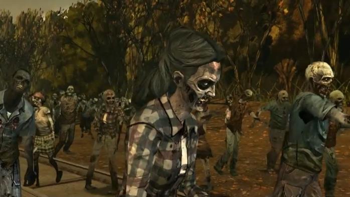 Critique Test The Walking Dead