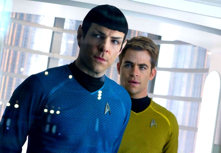 Critique Star Trek Into Darkness