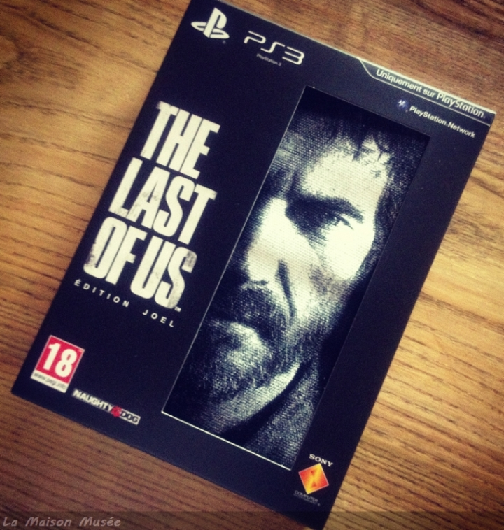 Deballage Edition Joel The Last of Us