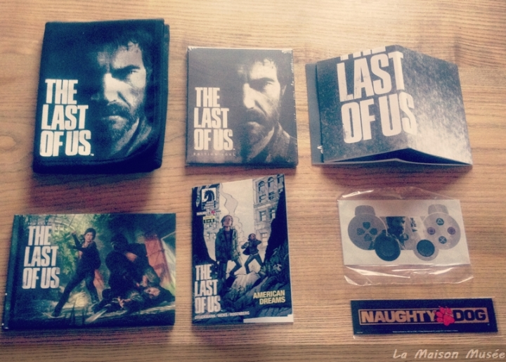 Edition Joel Contenu The Last of Us