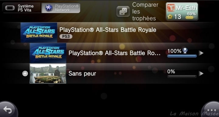 Guide Trophee PlayStation All-Stars Battle Royale PS3