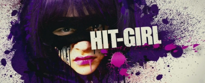 Hit Girl Design Kick Ass