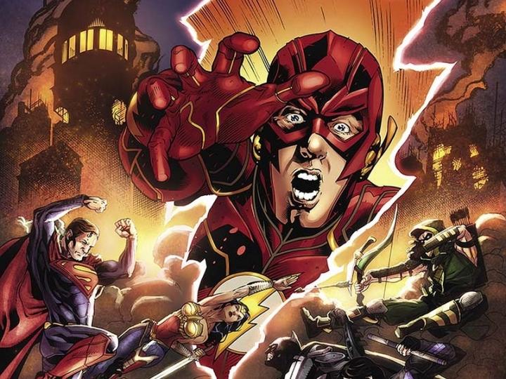 Comics Injustice Edition Collector