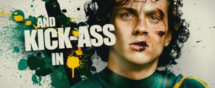 Kick Ass International Poster