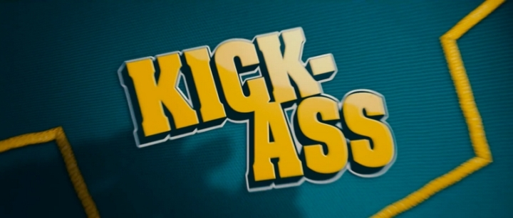 Logo Kick Ass 1