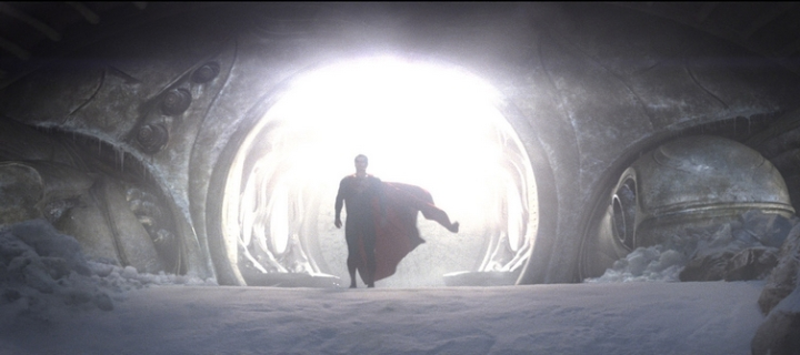 Man of Steel Extrait Film