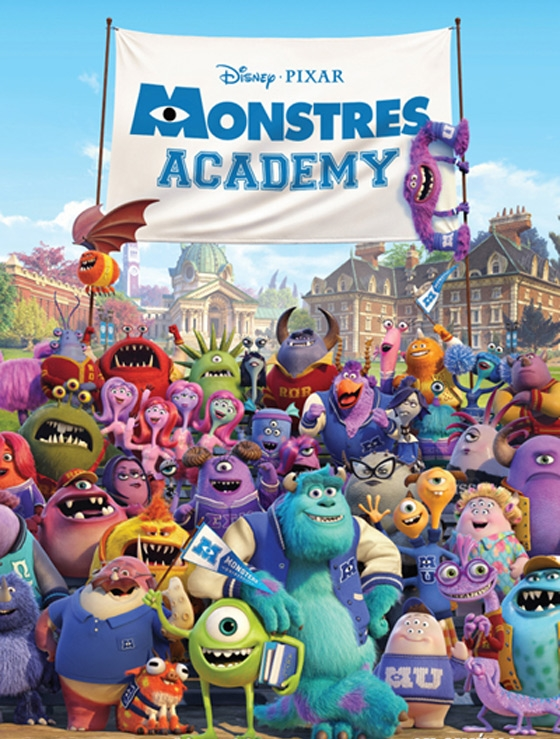 Prequelle Monstre Academy