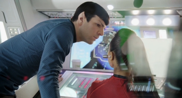 Spock Star Trek Into Darkness