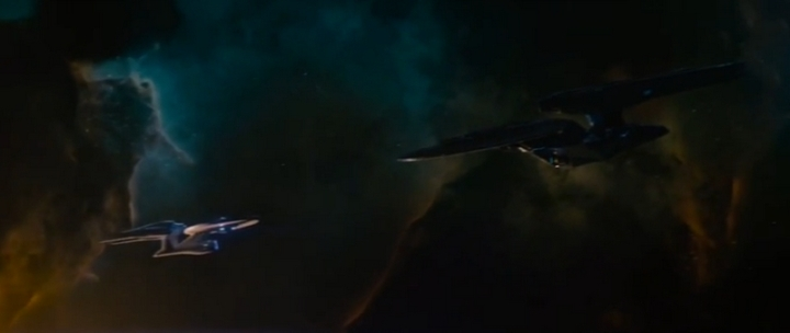 Star Trek 2 Extrait