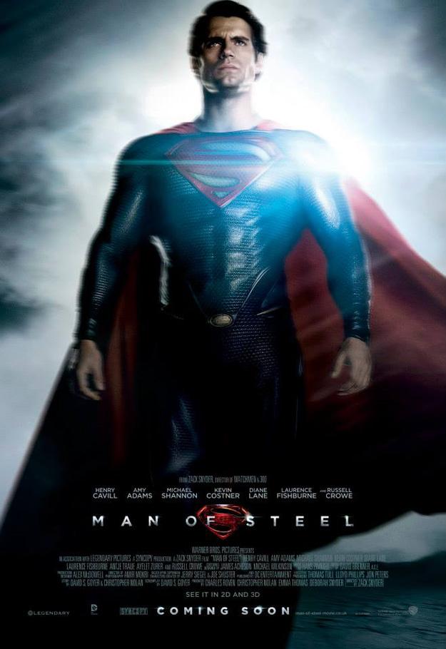 Superman Nolan Snyder