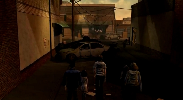 Telltale Games The Walking Dead Review
