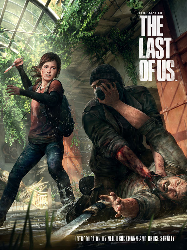 The Last of Us Artbook Dark Horse