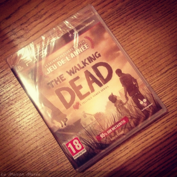The Walking Dead Format boite