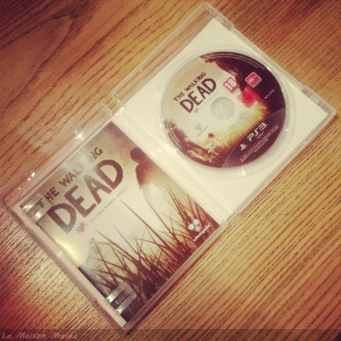 Unboxing The Walking Dead Telltale Games