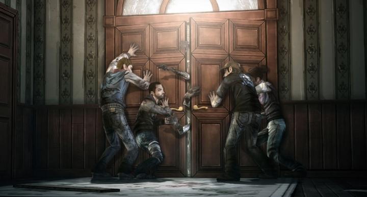 The Walking Dead Jeu 2012