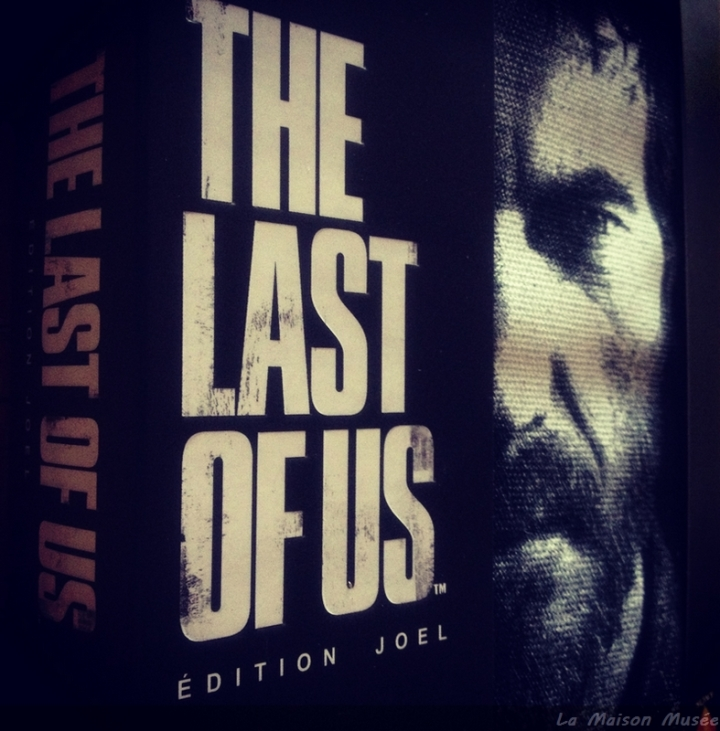 Unboxing The Last of Us Joel Edition