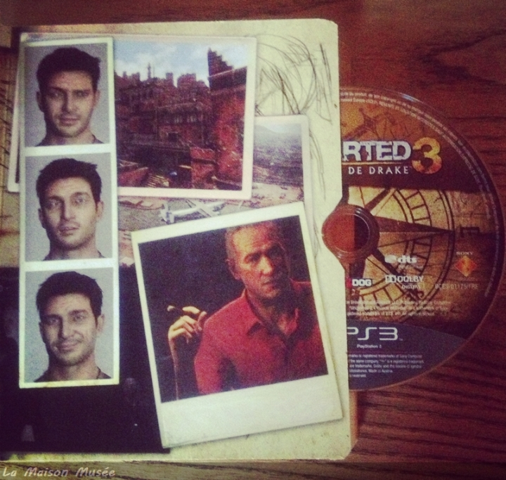 Uncharted 3 Artworks