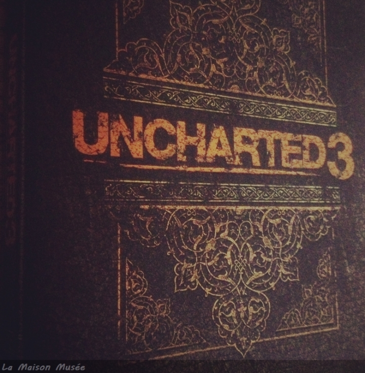 Uncharted 3 Collector Details
