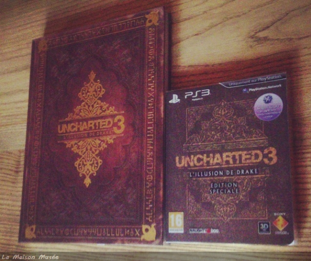 Uncharted 3 Ensemble Collector