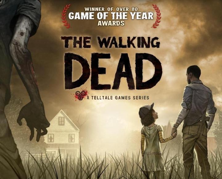 The walking dead jeu officiel