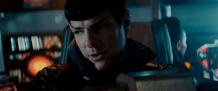 Zachary Quinto Spock
