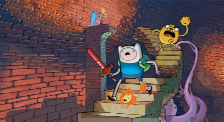 Adventure Time PlayStation 3