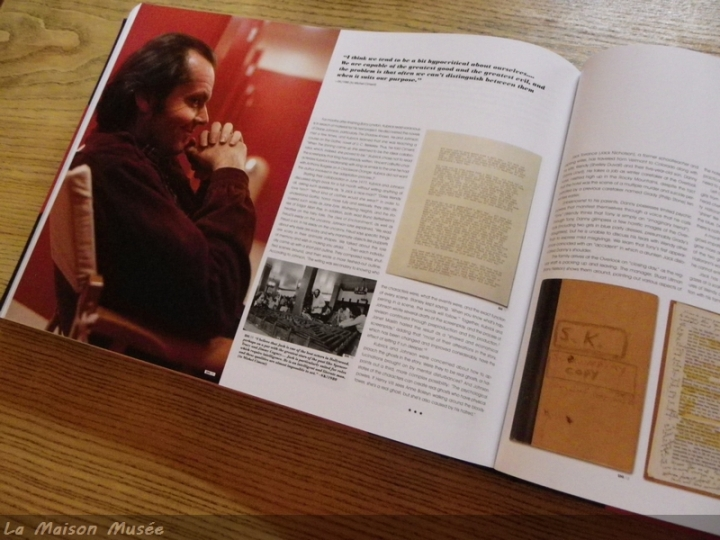 Anecdotes Tournage Shining Kubrick