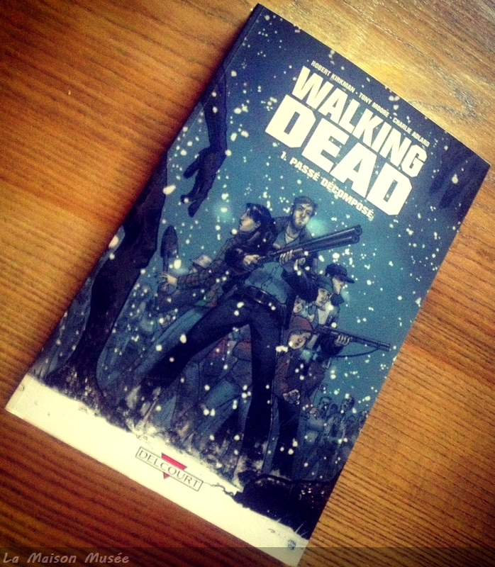 walking dead tome 1 pdf