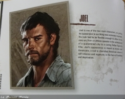 Concept Art Joel The Last of us