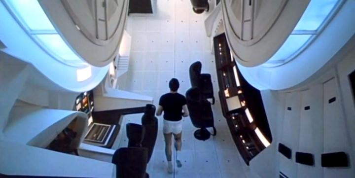 Dave Bowman 2001 L'Odyssee de l'espace