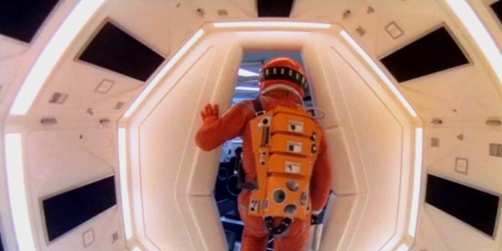 Effets speciaux 2001 Odyssee Espace Kubrick