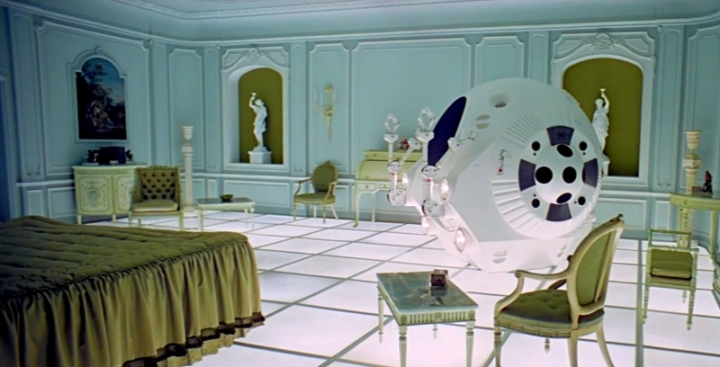 Fin 2001 L'Odyssee de l'espace