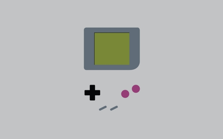 Game Boy Classic Design