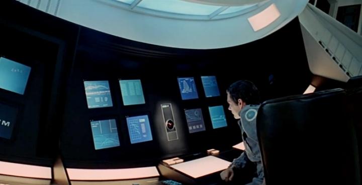 HAL 2001 L'Odyssee de l'espace