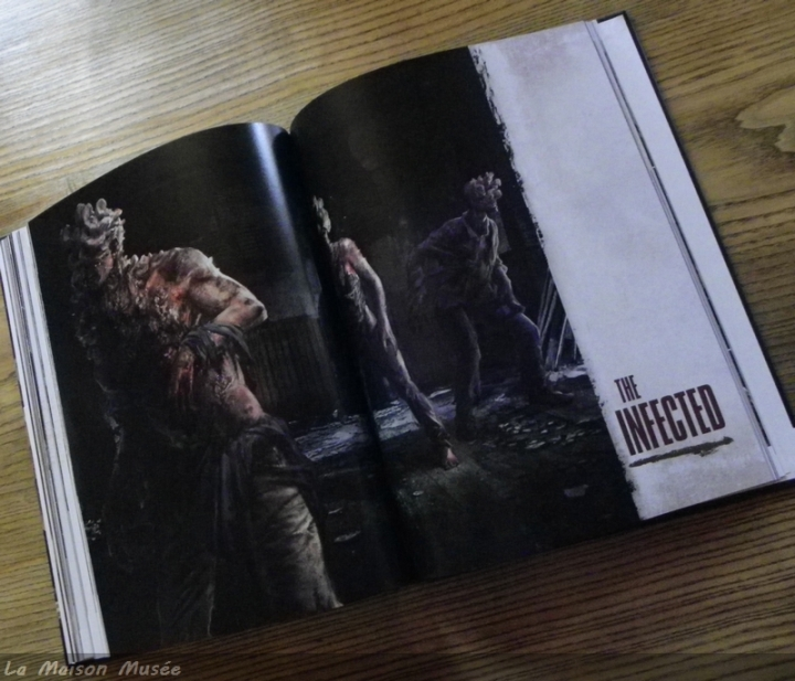 Infectes Artwork The last of us
