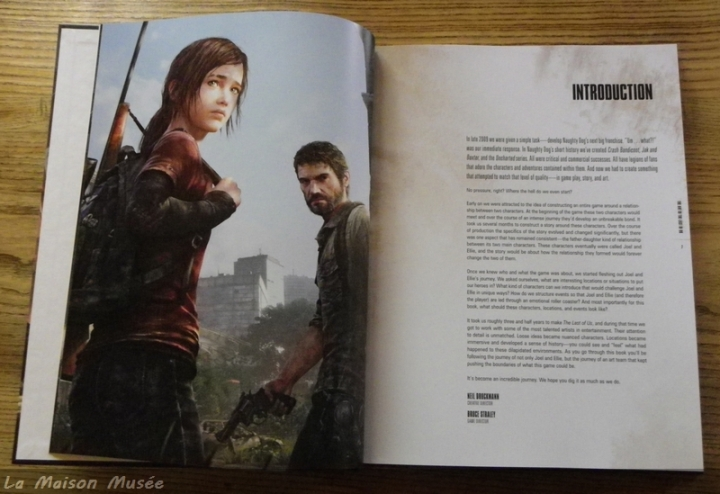 Introduction The art of the last of us