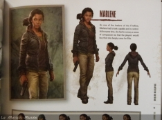Marlene Artwork The last of us