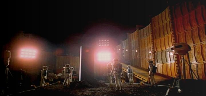 Monolithe Kubrick 2001 Odyssee de l'espace