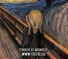 Le Cri par Munch