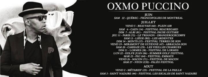 Oxmo Puccino Concert Gratuit
