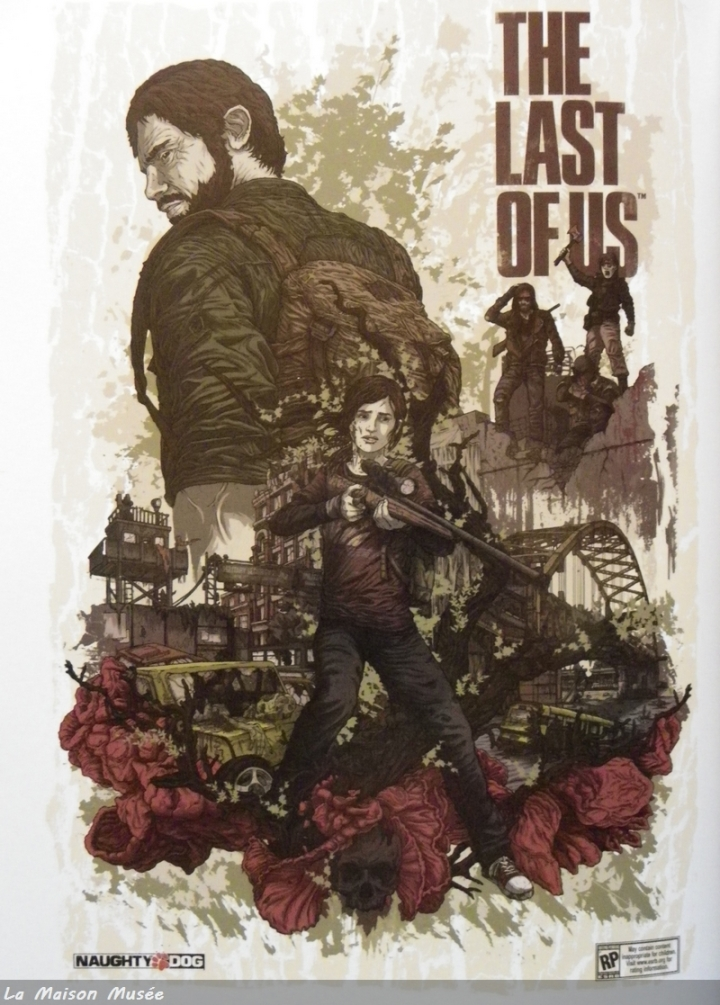 Poster The Last of Us PAX