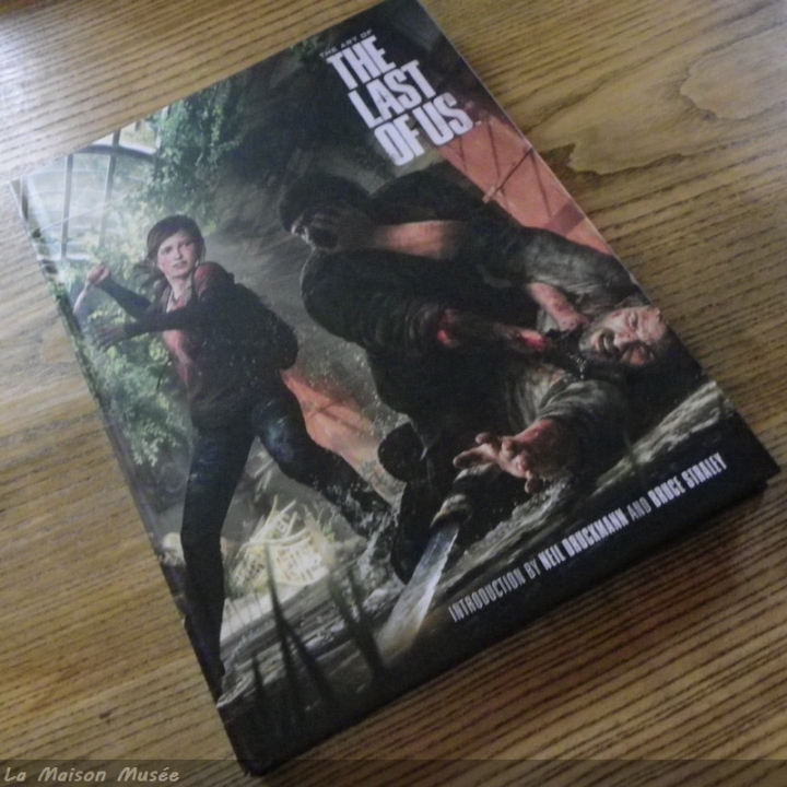 Review The art of the last of us