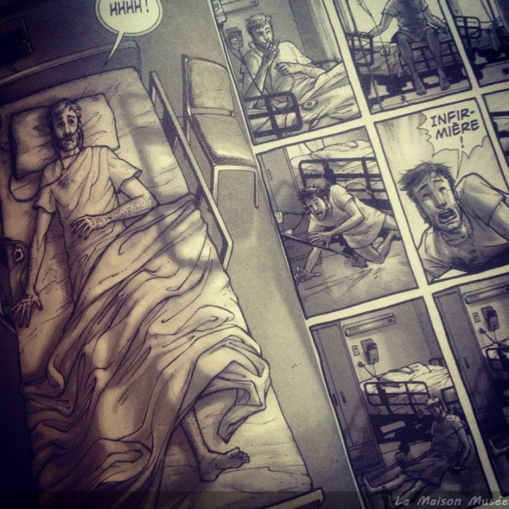 Rick Comics Walking Dead Tome 1