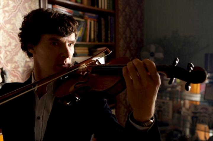 Sherlock 2010 Serie Tele
