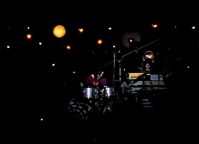 Studio Pompei Concert Pink Floyd