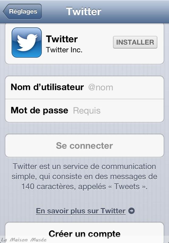 """Twitter ou pas Twitter ?  """"Oh l'blaireau ! Il ne Tweet pas!"""""""