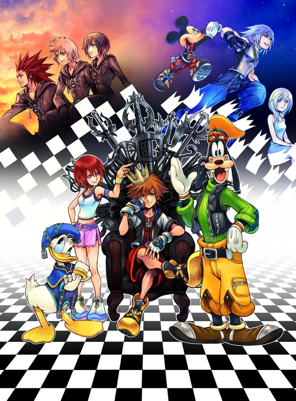 Voix Françaises Kingdom Hearts HD 1.5 ReMIX